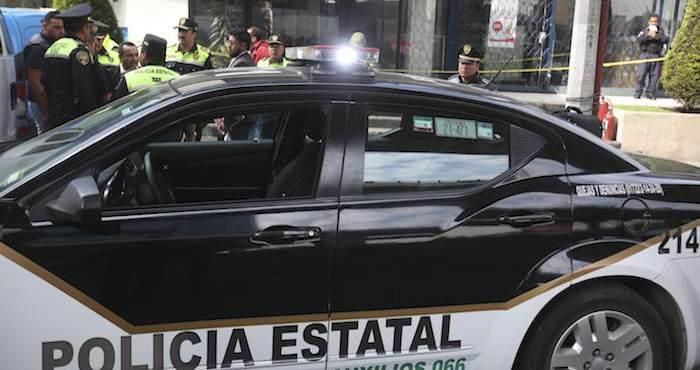 Intento de asalto deja un policía y dos ladrones muertos en Naucalpan