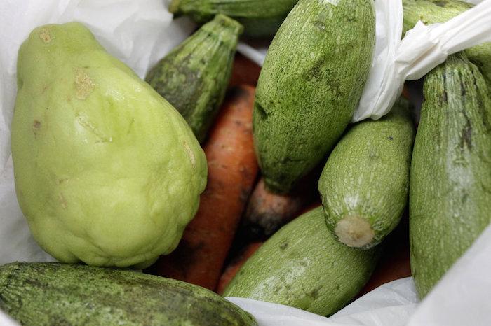 DESPERDICIO. En Saltillo se desconoce la cantidad de alimento desperdiciado. Foto: Vanguardia