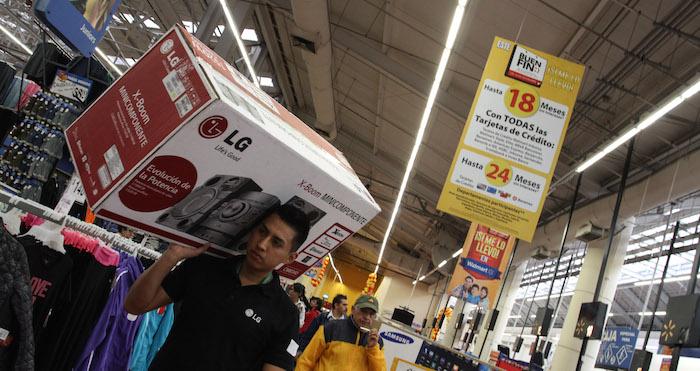 Cae confianza del consumidor mexicano en octubre