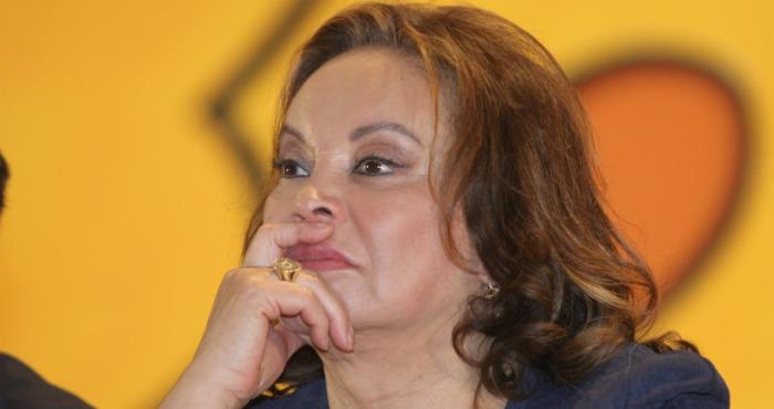Elba Esther Gordillo, ex lideresa del SNTE y presa desde 2013 por lavado de dinero. Foto: Cuartoscuro.