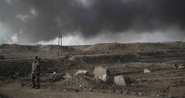 Estado Islámico envió niños al frente de batalla y 300 murieron — Mosul