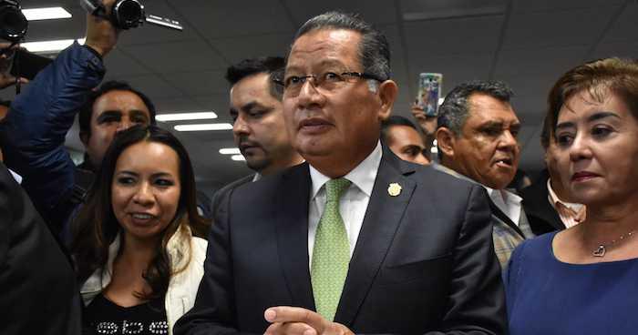 El Gobernador Flavino Ríos Alvarado. Foto: Cuartoscuro.