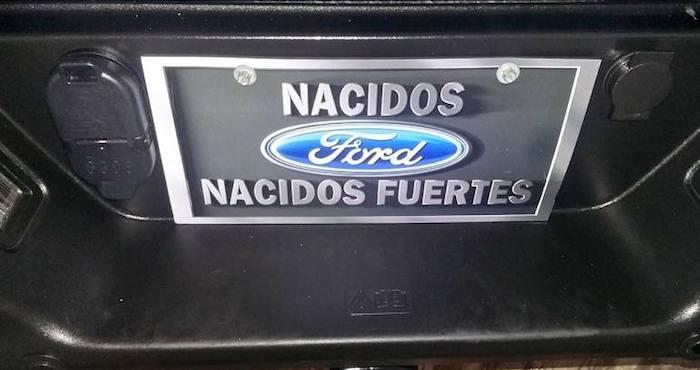 La empresa confirmó sus planes para una planta en San Luis Potosí. Foto: @FordMx