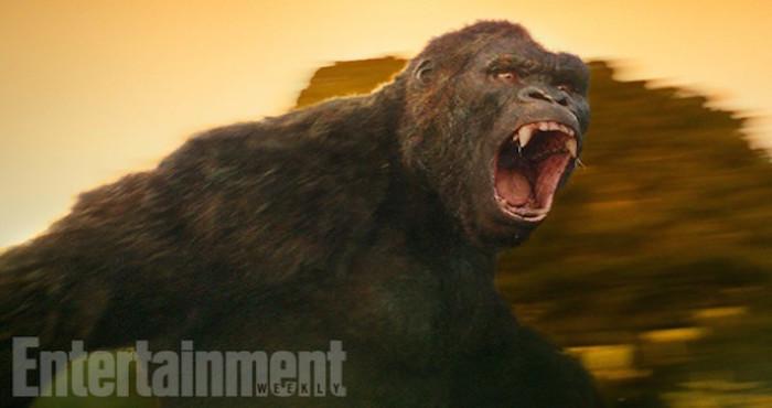 Revisa el nuevo trailer de Kong: Skull Island