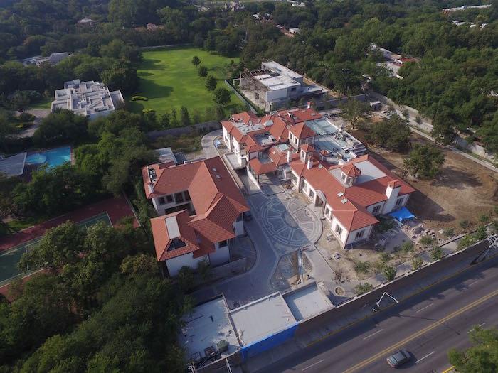 ADEMÁS  El ex Gobernador de Tamaulipas tiene palacio de 340 millones exhibe empresario