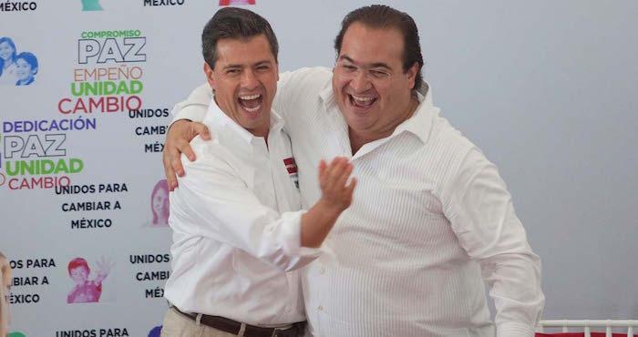 La lista de los otros cómplices de Duarte es también pública y notoria, y empieza con un nombre: Enrique Peña Nieto… Foto: Especial.
