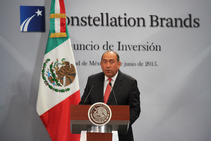 Oposición solicitó a Rubén Moreira Valdez dejar su cargo. Foto: Adofo Vladimir, Cuartoscuro