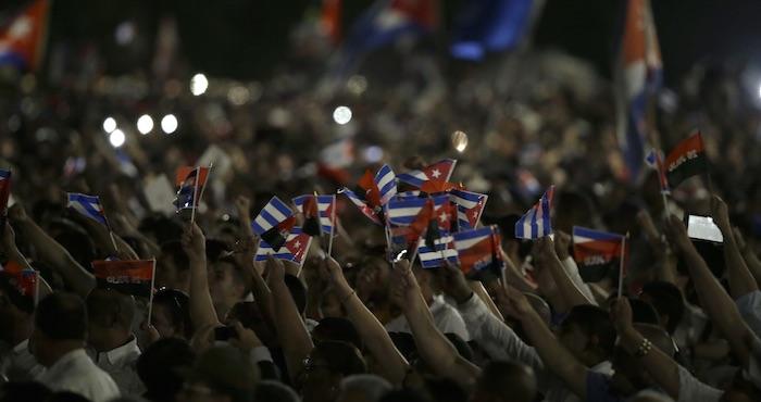 Cenizas de Fidel Castro se unen a las del 'Che' Guevara