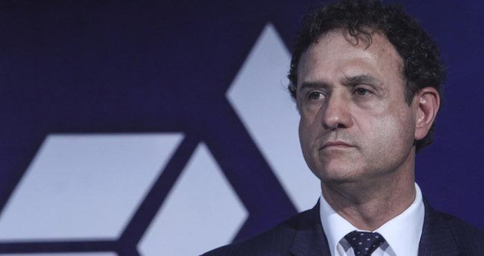 Jesús Padilla Zenteno, presidente de la Coparmex CdMx. Foto: Cuartoscuro