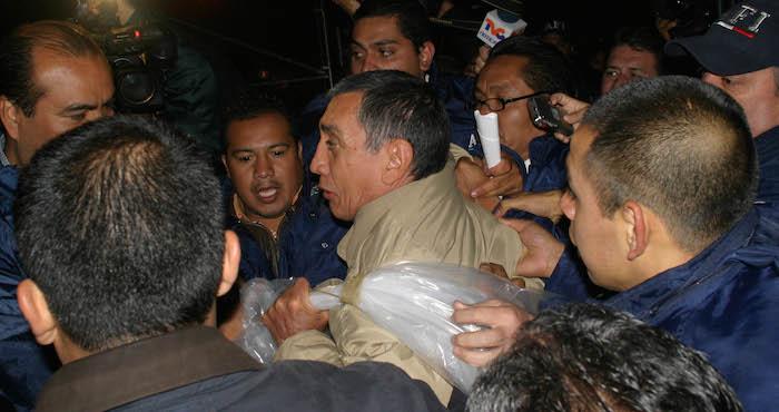 Mario Villanueva sale de prisión en Estados Unidos; será deportado a México