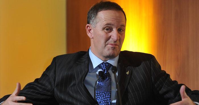 John Key renuncia a su cargo de primer ministro de Nueva Zelanda