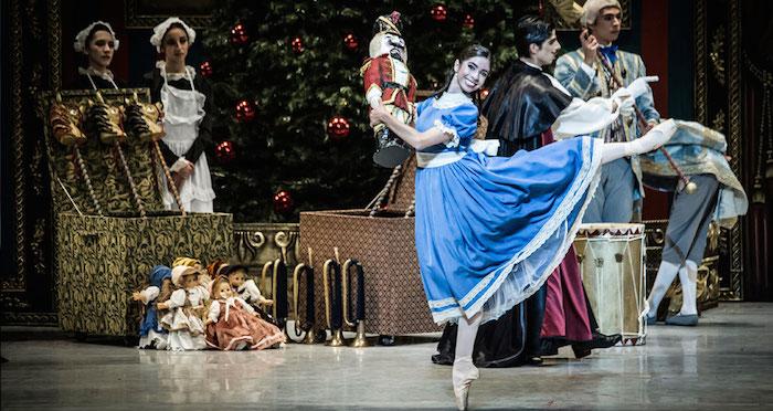 Para aquellos que gustan de las historias clásicas, alrededor del país habrá opciones para ver El Cascanueces. Foto: Compañía Nacional de Danza