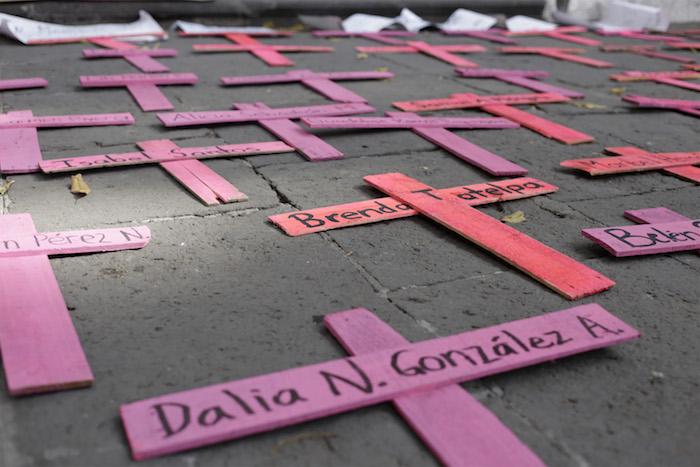 En el país son asesinadas siete mujeres cada día, de acuerdo con datos oficiales.