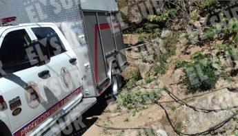 Osamentas halladas en Acapulco. Foto: El Sur