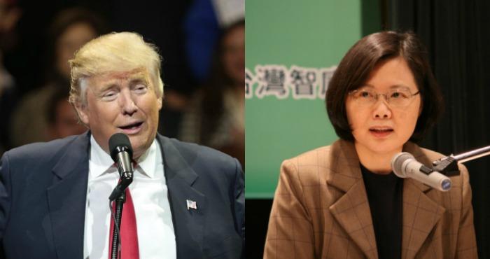 Trump enojó a China que respondió
