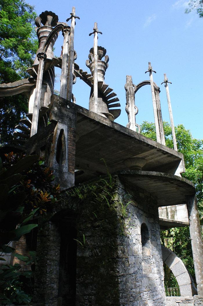 El Jardín Escultórico de Edward James. Foto: Cuartocuro