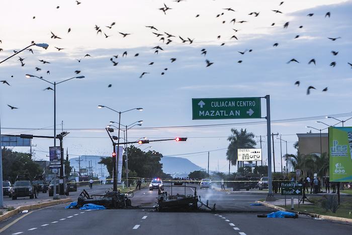 El pasado 30 de septiembre una emboscada al Ejército mexicano dejo un saldo de cinco militares muertos y al menos 10 heridos. Foto: Rashide Frias, Cuartoscuro