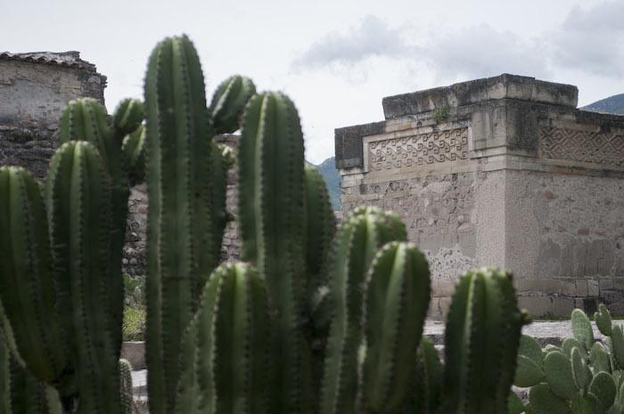 Mitla queda cerca de la capital oaxaqueña. Foto: Cuartoscuro