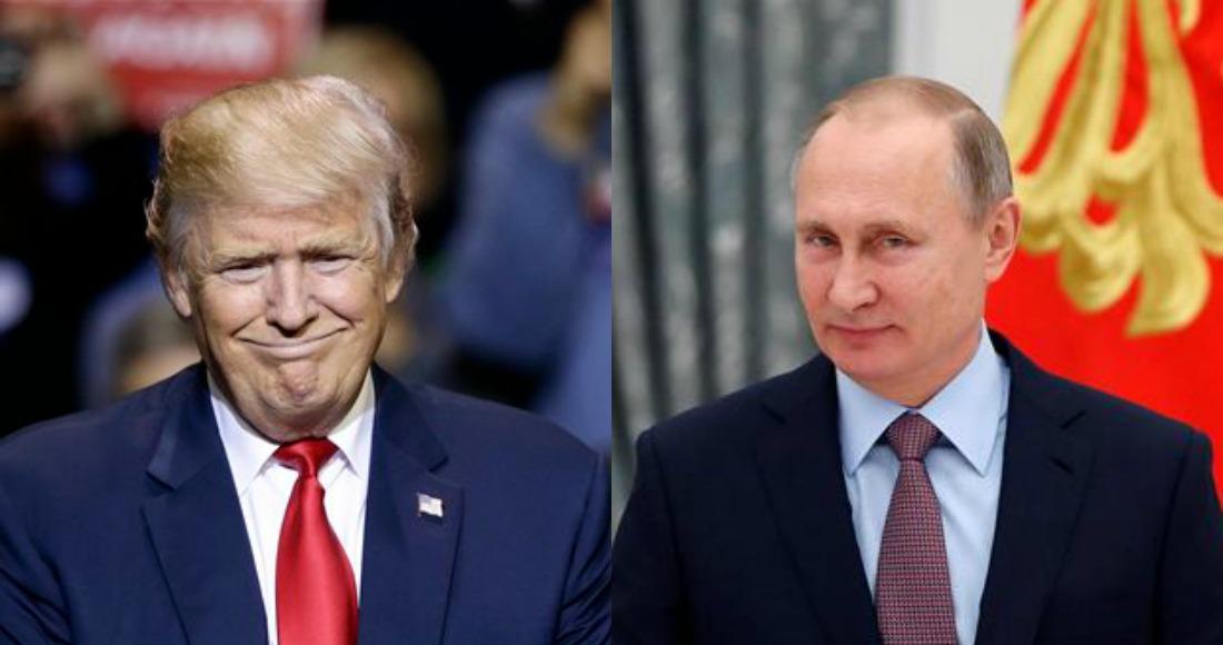 Resultado de imagen para Trump pone en duda hackeo de Rusia en elecciones de EU