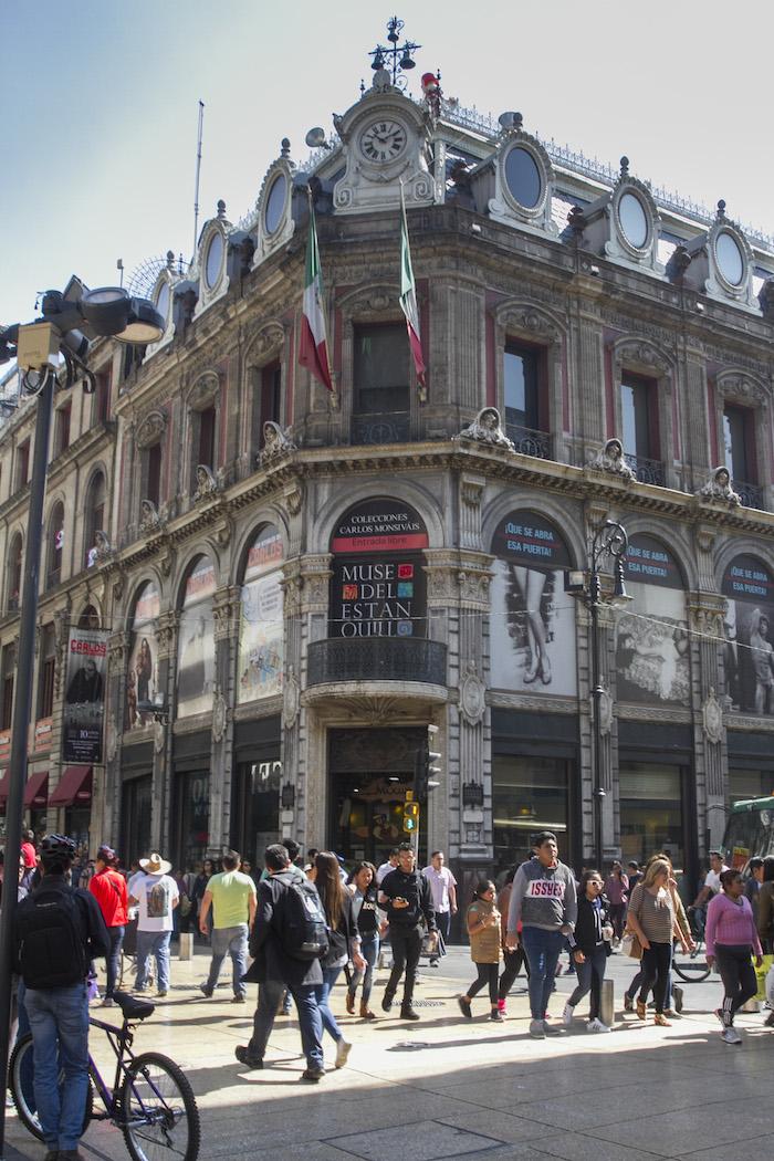 El Estanquillo es uno de los museos más jóvenes de la ciudad, con apenas 10 años. Foto: Cuartoscuro