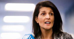 """""""Hay un nuevo EU en la ONU. Para los que no nos apoyen, vamos a anotar nombres"""": embajadora"""