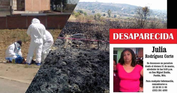 En 48 horas van cuatro posibles feminicidios en Puebla