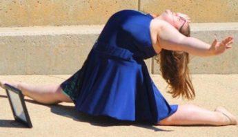 Foto: Vía Instagram, @lizzy.dances