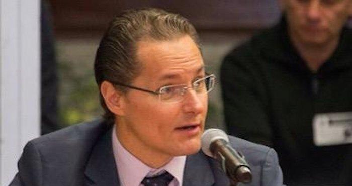 Bruno Cattori, Presidente y CEO de Fiat Crhysler en México. Foto: @BCattori