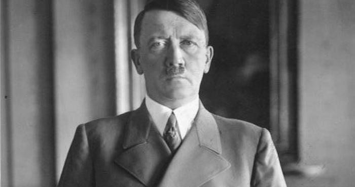 Hitler. Foto: Especial.