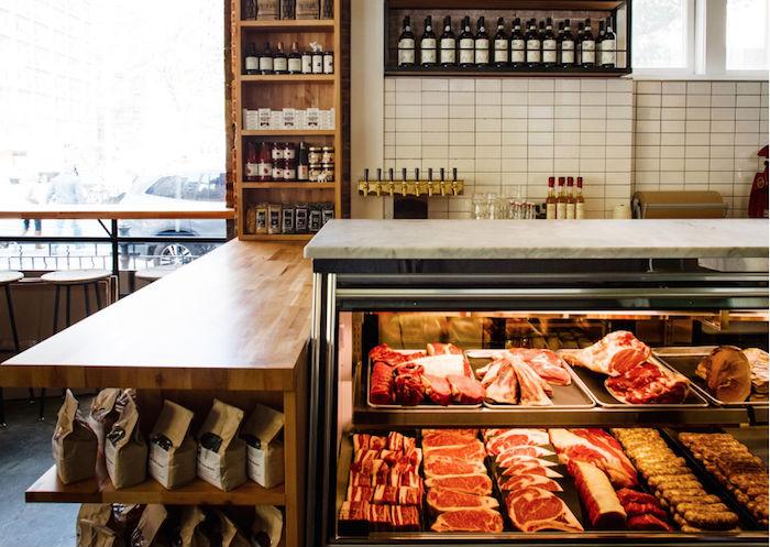 Se pronostica un resurgimiento de los lujosos restaurantes de cortes. Foto: whitegoldbutchers.com