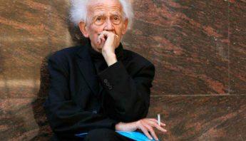"""Muere Zygmunt Bauman, el sociólogo que definió la """"modernidad líquida"""". Foto: efe"""