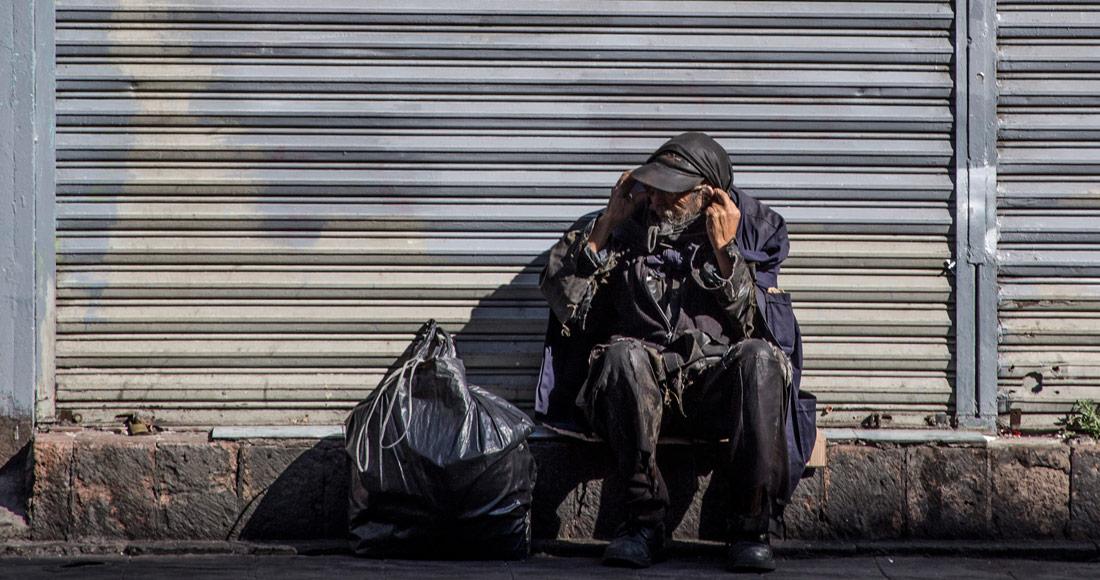 Ocho personas (8 hombres, en realidad) poseen la misma riqueza que 3,600 millones de personas en el mundo: la mitad de la humanidad. Foto: Cuartoscuro