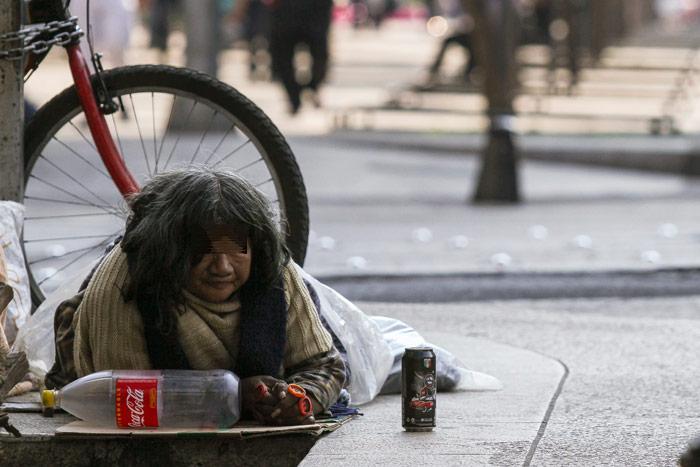 En México, 4 millonarios tienen tanta riqueza como el 50 por ciento más pobre de la población. Esos 4 mexicanos tienen tanta riqueza como 63 millones de mexicanos: 70 mil millones de dólares. Foto: Cuartoscuro