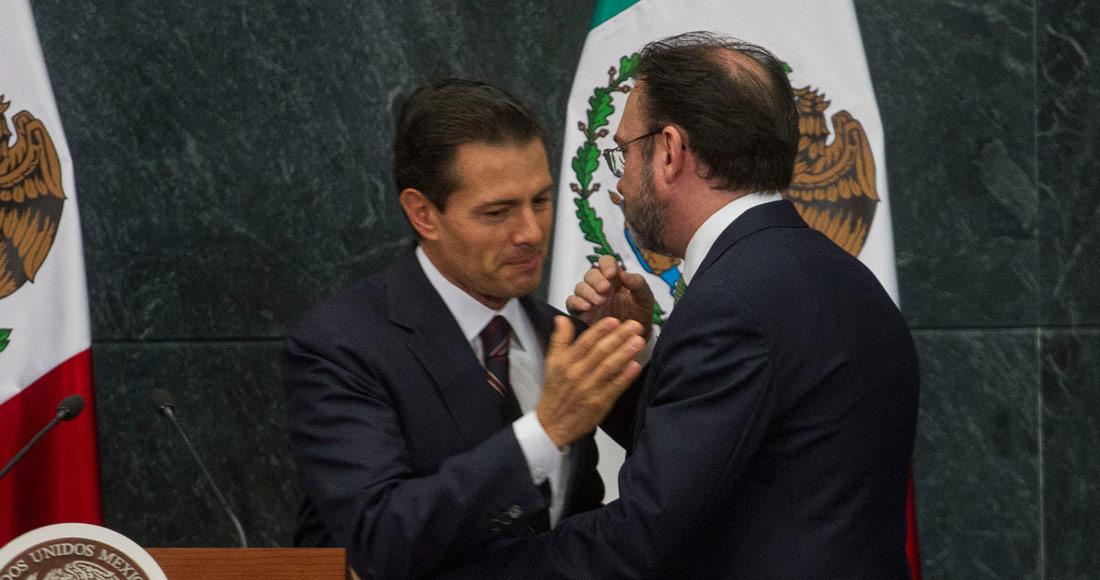 """eaf23c3e13 Coparmex le responde a Peña  """"¿Y para cuándo la austeridad y el castigo a  la corrupción """""""