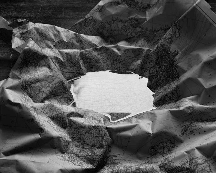 Una edad de papel. Fotografía de Abelardo Morel. Foto: RAM