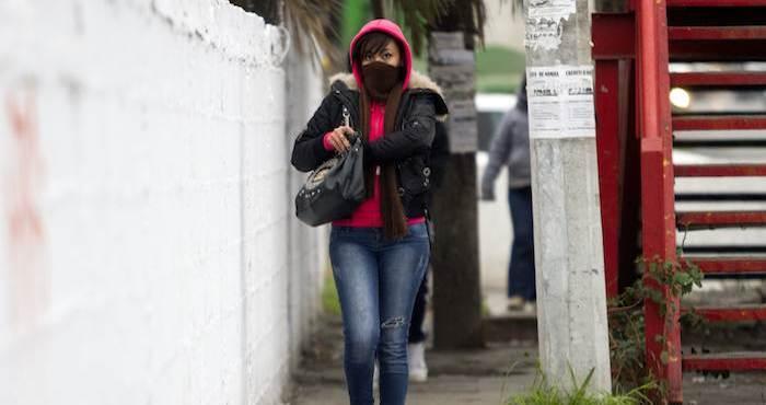 Frente frío 21 provocará lluvias y descenso de temperaturas
