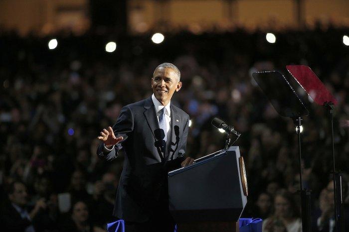 Después de mi elección, se habló mucho de un Estados Unidos posracial. Esa visión, aunque bienintencionada, nunca fue realista. Foto: AP.