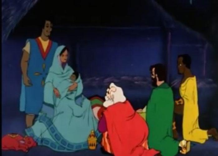 """Parte de la película """"Los Reyes Magos"""". Imagen: Especial"""