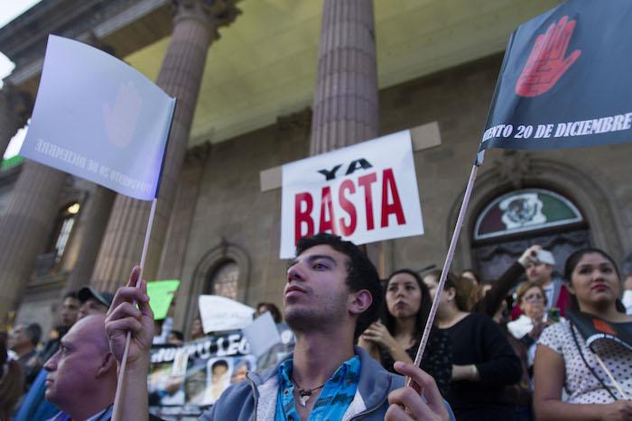 Edgardo Buscaglia destacó que siempre que un país enfrenta una crisis como la que hoy vive México, hay una esperanza, de un resurgimiento. Foto: Cuartoscuro