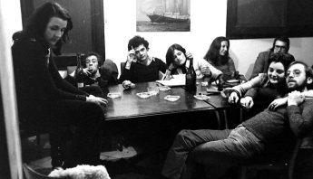 Los fundadores de la revista en 1973. Foto: Especial