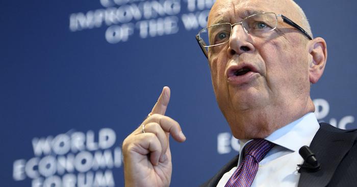 El alemán Klaus Schwab, fundador y presidente del Foro Económico Mundial. Foto: AP/Laurent Gillieron