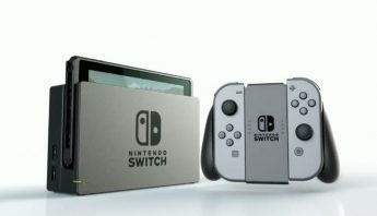Así luce la nueva y muy esperada consola de Nintendo. Imagen: Nintendo