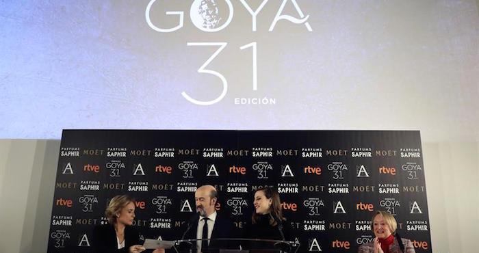Peña Nieto felicitó a mexicano ganador del Goya — Twitter