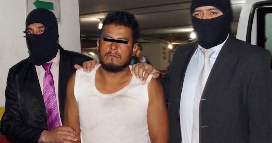 Detienen a asesino de joven hallada muerta dentro de maleta