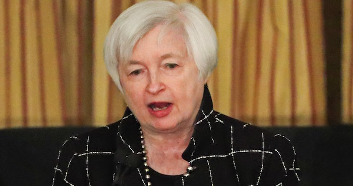 Si economía avanza, las tasas de interés podrían subir en marzo — Yellen