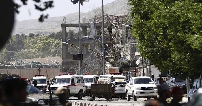80 muertos y 300 heridos tras una explosión en Kabul