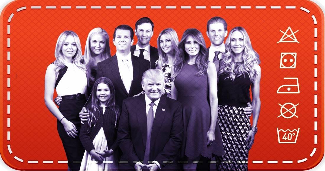 America First? Para vestir, los Trump prefieren Givenchy, Dior ...