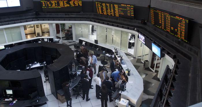 El principal indicador de la Bolsa Mexicana de Valores cerró sin variación
