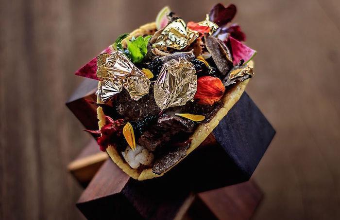 ¿Se atrevería a comer un taco que vale $25 mil?