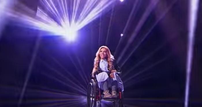 Cantante Representará En Silla Rusia A Ruedas Eurovisión De by7Yfgv6